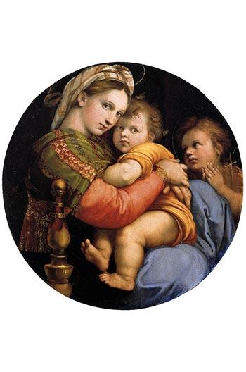 Raphael-madonna-della-seggiola